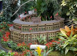Botanical Garden In Bronx by Botanical Garden Train Show U2013 Once Upon A Paradigm