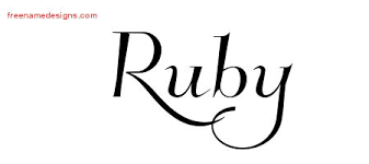 name designs ruby free graphic free name designs
