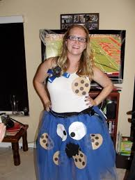 Cookie Monster Halloween Costume Adults 8 Knitting Images