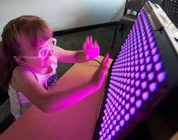 lighting for visually impaired learning from light perkins for the blind