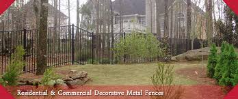 advanced fencing solutions 770 942 9770 fence installation