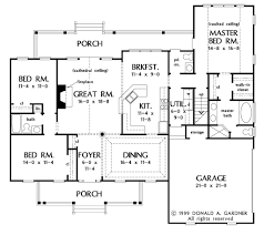 Side Garage Floor Plans Side Facing Garage Plans Time To Build