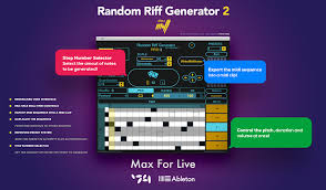 random riff generator pro audiomodern
