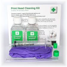 print head cleaning kit for hp printers 100ml amazon co uk