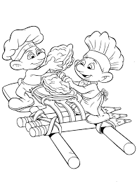 kids under 7 the smurfs coloring pages