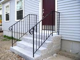 handrails for outdoor steps u2013 boxi me
