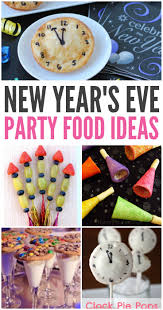 New Year S Eve Dinner Ideas New Year U0027s Eve Party Food Ideas Kreative In Life