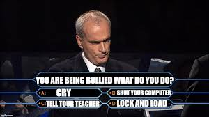 Lock Your Computer Meme - who wants to be a millionaire imgflip
