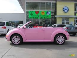 punch buggy car pink volkswagen beetle 2014 most interesting and gorgeous picture