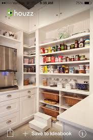 Walk In Kitchen Pantry Design Ideas 36 Best Pantry Images On Pinterest Cook Bathroom And Decorations