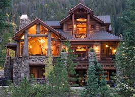 log house picturesque luxury log house the log builders