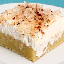coconut tres leches cake recipe laura in the kitchen