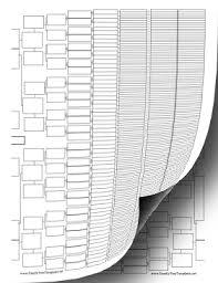 generation family tree template