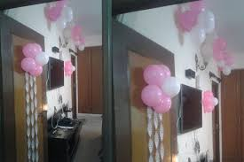 balloon decoration for birthday at home 1 balloon decorations at home 1000 balloon decoration ideas