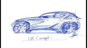 the new lexus ux concept u2013 exterior designer stefan rasmussen