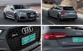 audi rs 3 2017 audi rs3 drive review car and driver