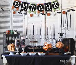 Fun Halloween Decoration Ideas Small Halloween Decoration Ideas For Party Halloween Ideas