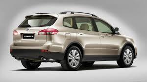 subaru tribeca 2014 car style critic may 2014