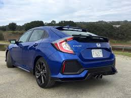 honda civic coupe 2017 first drive the 2017 civic hatchback has that honda magic
