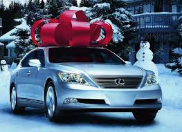 car gift bow does anyone actually give a car as a christmas gift dave