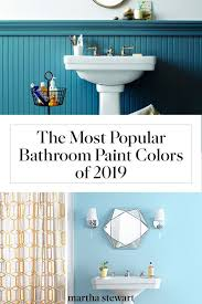 what is the most popular color for bathroom vanity these are the most popular bathroom paint colors for 2019