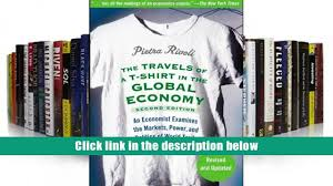 download the travels of a t shirt in the global economy an