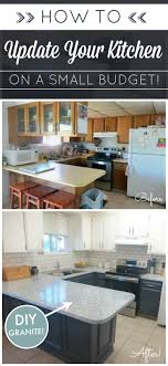 installing granite countertops on existing cabinets 10 modest kitchen area organization and diy storage ideas 1