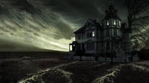 wallpaper halloween horror