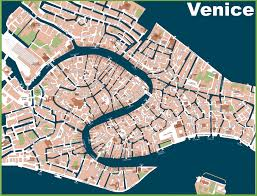 Venice Italy Map Untitled On Emaze