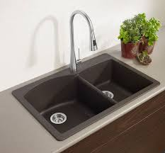 Brown Kitchen Sink This Brown Blanco Sink Is Made From 80 Granite Get All