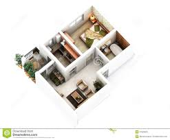 3d floor plan royalty free stock image image 37626306
