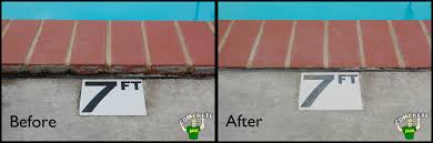 How To Fix Cracks In Concrete Patio by Pool Deck Leveling Contractor Lifting U0026 Leveling Concrete Jack