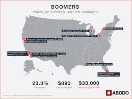 Lodi Ca Map Miami Is The Most Cost Burdened Rental Market Again Per New Study