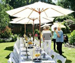 Shade Backyard What You Need To Know When Planning A Backyard Wedding Rustic