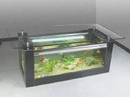 coffe table simple coffee table fish tanks home decoration ideas