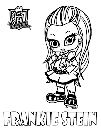 monster high clawdeen wolf coloring pages monster high clawdeen wolf coloring page to print and free download