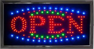 shop open sign lights best choice led open main image image imagepreview open sign led