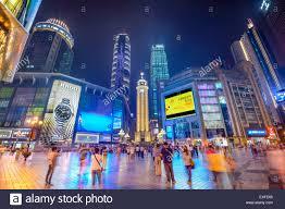 jiefang logo skyscrapers in chongqing china stock photos u0026 skyscrapers in