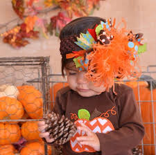 thanksgiving hair bows funky thanksgiving the top hair bow headband