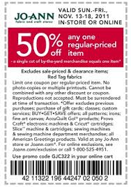 joann fabrics website joann fabrics coupons coupon girl