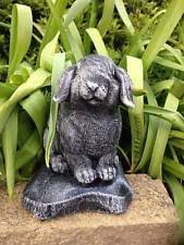 rabbits animals garden statues lawn ornaments ebay