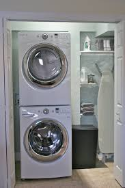 Small Laundry Room Storage Solutions by Remodelaholic Small Laundry Room Makeover