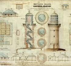 lighthouse floor plans national archives of australia