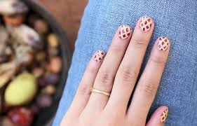 Food Nail Art Designs Try This Scrumptious Food Nail Art For Thanksgiving