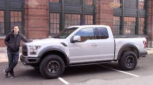 ford truck raptor here u0027s why the 2017 ford f 150 raptor is worth 65 000 youtube