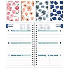 agenda bureau en gros day planners appointment books staples