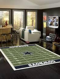 atlanta falcons football field rug custom mats packers nfl and