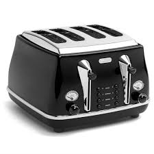 Delonghi Icona Toaster Green Toasters Delonghi U0026 Brevile Toasters Peter U0027s Of Kensington