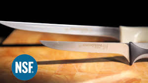dexter russell boning fillet knives youtube