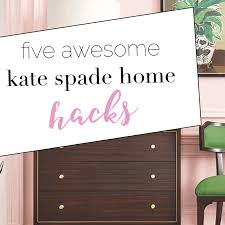 Kate Spade Home by Everything You Wanted From Kate Spade Home For Much Less